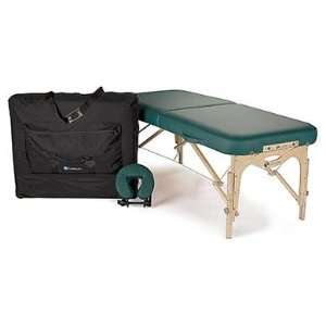 Earthlite Spirit Massage Table Silver Package Health