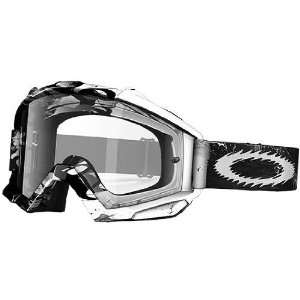 Oakley Proven MX Storm Mens Dirt Off Road Motorcycle Goggles Eyewear