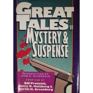 Tales of Mystery & Suspense (9780883657003): Bill Pronzini: Books