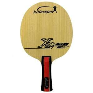 X50 Professional Table Tennis Paddle