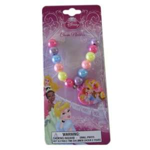 Pearl Heart Necklace  Disney Princess Kids Necklace Toys & Games