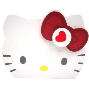 Hello Kitty Face Pen Holder (with Pin) Toys & Games