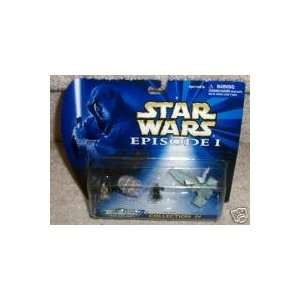 Star Wars Episode I Micro Machines Collection Iv  Toys & Games
