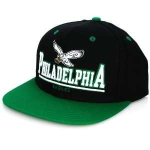 Eagles NFL Retro Vintage Two Tone Snapback Cap Hat