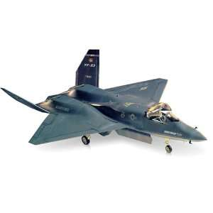 YF 23 Black Widow II Pilot Model Kit 172 Scale
