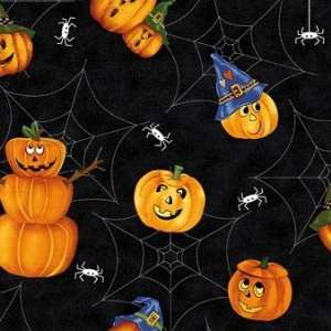 Scary Night Cotton Fabric 2206 99 Arts, Crafts & Sewing