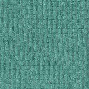 Coating Basketweave Teal Fabric By The Yard Arts, Crafts & Sewing