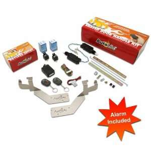 AutoLoc 431171 Bolt On Shave Door Kit for GM Cars and Trucks 1980 1999