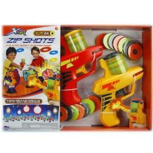 Lanard Toys Zip Shot Twin Pack With Target Game Toys & Games