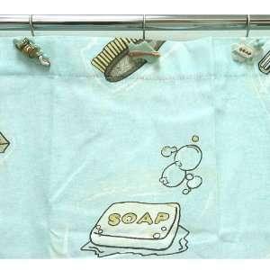 Groomin Shower Hooks: Home & Kitchen