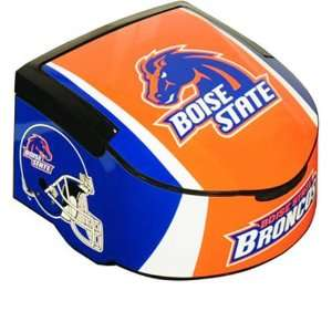 NCAA Boise State Broncos Orange Blue Football Cooler Camping 12 Cans