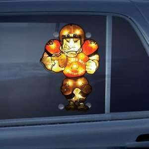 Tampa Bay Buccaneers 9 Double Sided Car Window Light Up