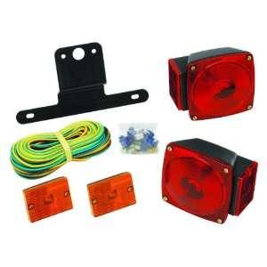 Wesbar Standard Trailer Light Kit, Under 80 Inch