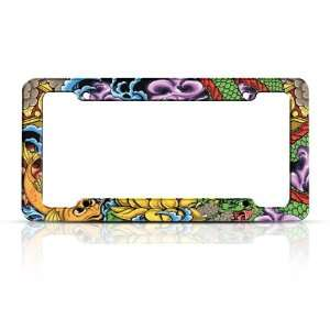 License Plate Frame perfect for your Car Truck Auto RV SUV Automotive