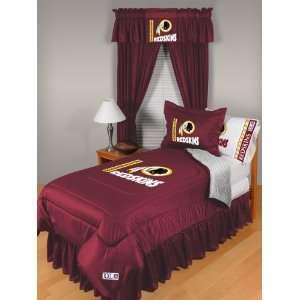 NFL Washington Redskins Locker Room Twin Comforter