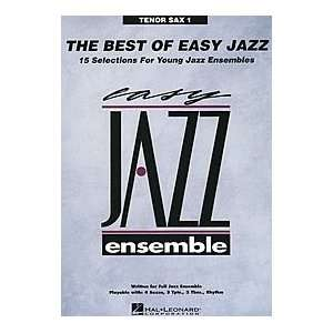 The Best of Easy Jazz   Tenor Sax 1 Softcover  Sports