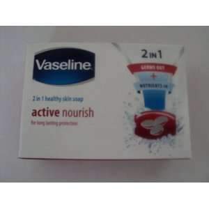 Vaseline 2 in 1 Healthy Skin Soap   Active Nourish Beauty