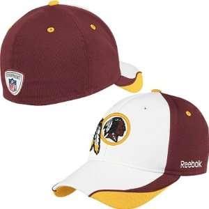 Washington Redskins NFL Official Player Sideline Hat