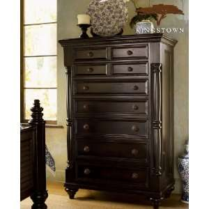 Tommy Bahama Home Kingstown 7 Drawer Stony Point Chest