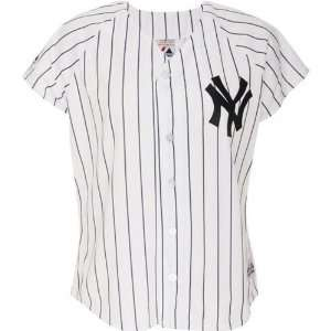 New York Yankees Womens Home Replica Jersey Sports