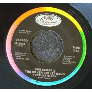 Son / American Storm Bob Seger & the Silver Bullet Band Music