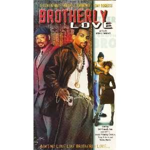 Brotherly Love [VHS] Talent Harris Movies & TV