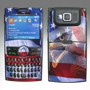 Blackjack American Flag Eagle GEL skin m4329: Everything