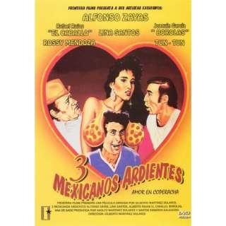 Tres Mexicanos Ardientes: Rossy Mendoza, Lina Santos, Tun