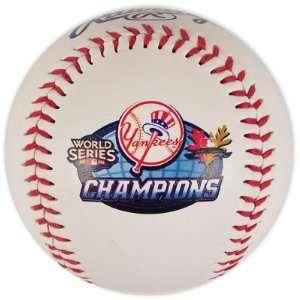 NEW YORK YANKEES WORLD SERIES 2009 CHAMPIONS BASEBALL