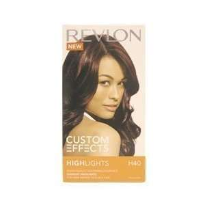 Effects Hair Highlights Currant for Dark Brown to Black Hair H40