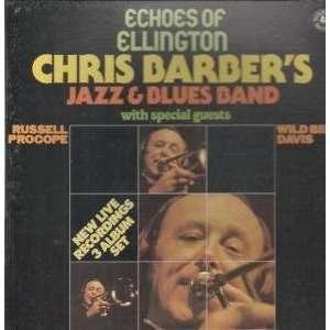 ECHOES OF ELLINGTON LP (VINYL) UK BLACK LION 1978 CHRIS