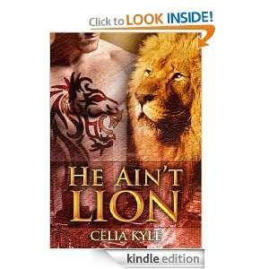 He Aint Lion (Ridgeville) Celia Kyle  Kindle Store