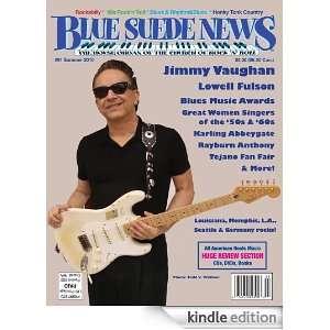 Blue Suede News #91 Howard A. DeWitt, Terry Zeeman, Jim Newcombe, B