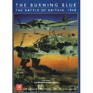 The Burning Blue Toys & Games