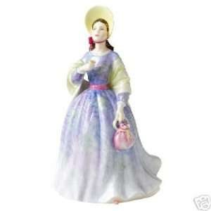 ROYAL DOULTON PRETTY LADIES CLARE Everything Else