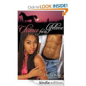 Chance for a Lifetime: Dahlia Rose:  Kindle Store