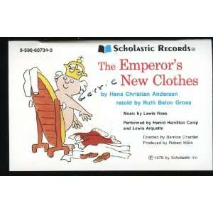 The Emperors New Clothes (9780590607346) Hans Christian