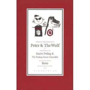 Peter and the Wolf (9781582343884) Sergei Prokofiev, Bono