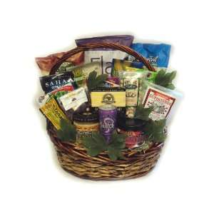 The Big Daddy Healthy Fathers Day Gift Basket Everything