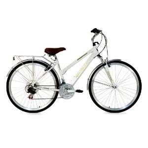 Northwoods Ladies Springdale 21 Speed Hybrid Bicycle