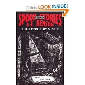 The Terror by Night (Spook Stories) (9781899562558) E. F