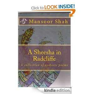 Sheesha in Radcliffe: Mansoor Shah, David Vaughn:  Kindle
