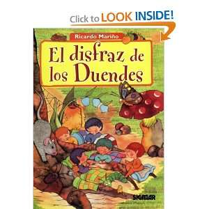 EL DISFRAZ DE LOS DUENDES (Cuentos Del Bosque) (Spanish
