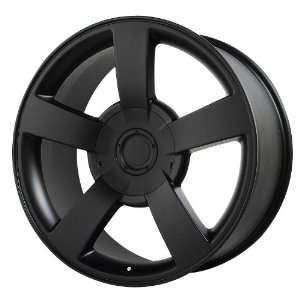 Wheel Replicas V1130 Matte Black Wheel (20x8.5/6x5.5