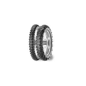 Metzeler 6 Days Extreme Rear Motorcycle Tire (120/90 18
