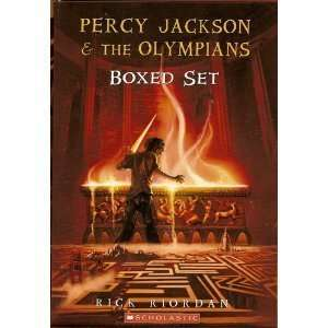 :Percy Jackson and the Olympians: The Lightning Thief / The Sea