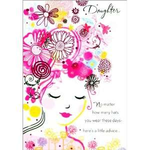 Mothers Day Greeting Card for Daughter   No Matter How