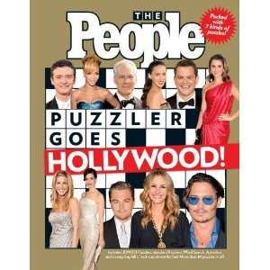 The People Puzzler Goes Hollywood  N/A  Books