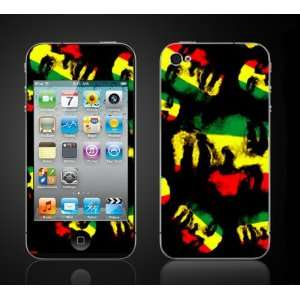 Vinyl Skin kit fits 4th generation iPod apple iTouch decal cover Skins
