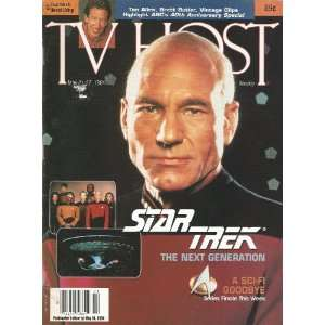 The Next Generation A Sci Fi Goodbye May 21 27, 1994: TV Host: Books